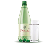 AGUA MINERAL NATURAL GASIFICADA DE ESLOVENIA DONAT Mg 500 ML